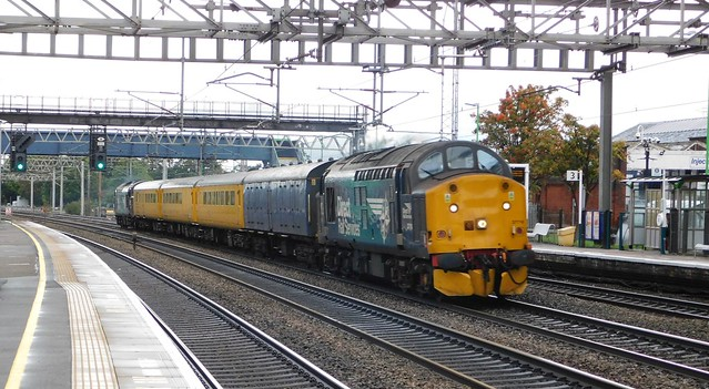 37716 & 37059 - Rugeley Trent Valley, Staffordshire