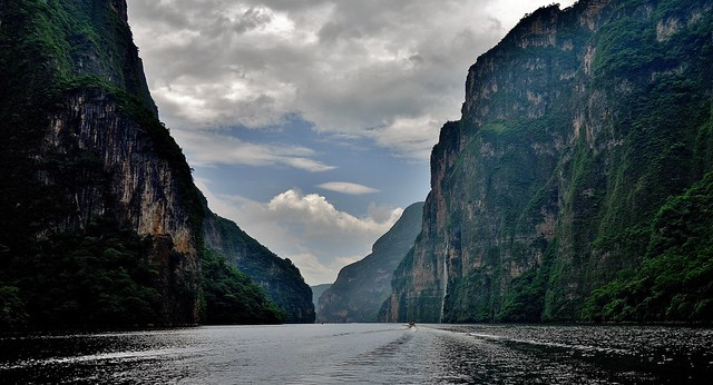 MEXICO, Yukatan , Chiapas ,  Sumidero Canyon, traumhaft,  19342 ...........   PLEASE NOTE :  FOR SOME DAYS IN HOLIDAY !!!!!!!!!.....