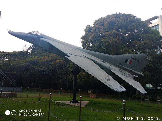 MiG-27 Ground-attack aircraft.