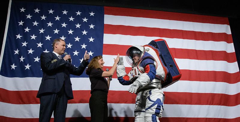 20191015 Artemis Generation Spacesuit Event