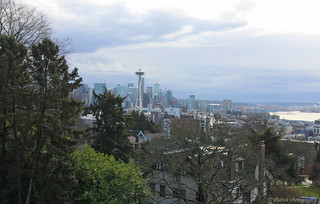 Seattle Panoramic View