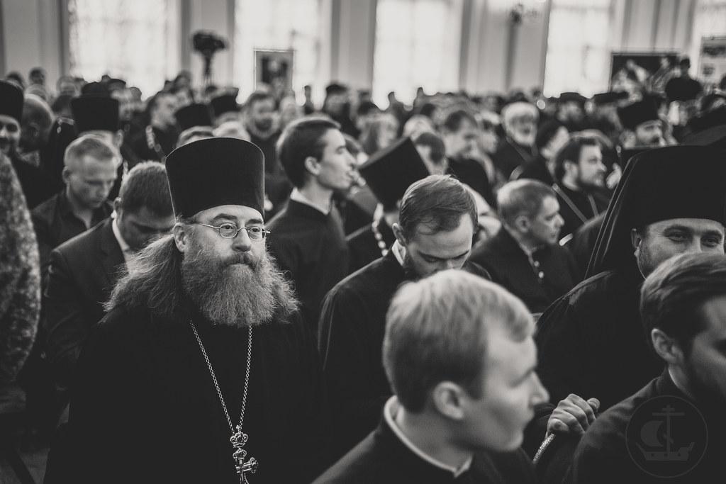 15 октября 2019, Вечер памяти митрополита Никодима (Ротова) / 15 October 2019, Remembrance evening dedicated to metropolitan Nikodim (Rotov)