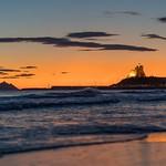 7. Oktoober 2019 - 18:04 - Sunset on the Beach