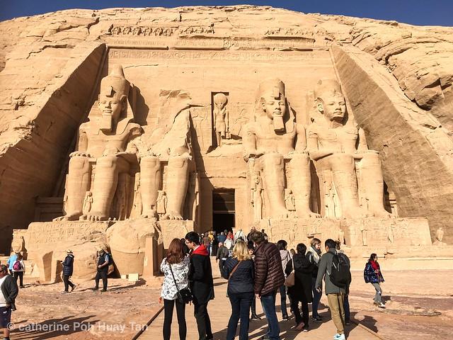 Abu Simbel Temples, Nubia, Egypt