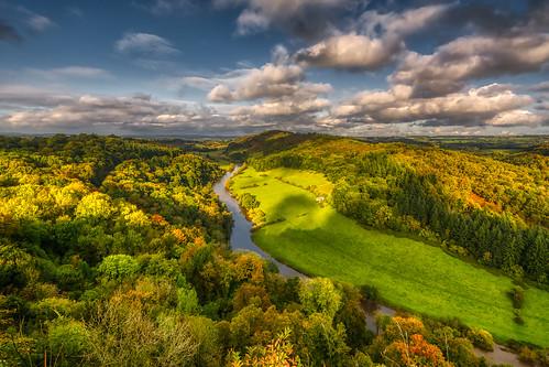 riverwye symondsyat symondsyatrock gloucestershire herefordshire d7100 hdr 5xp forest