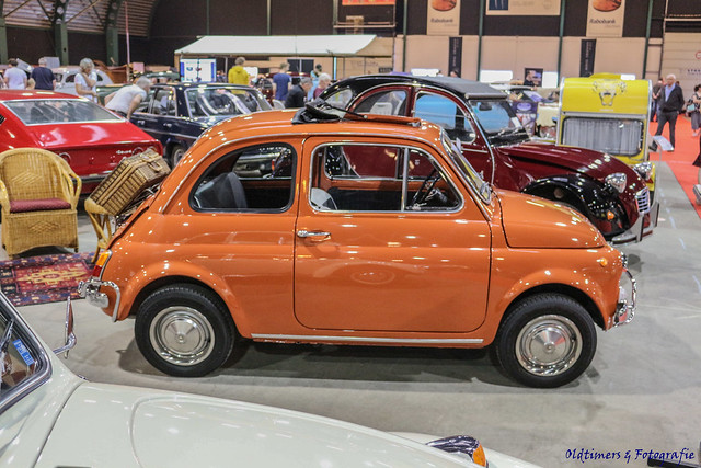 1970 Fiat 500 L - DR-82-11
