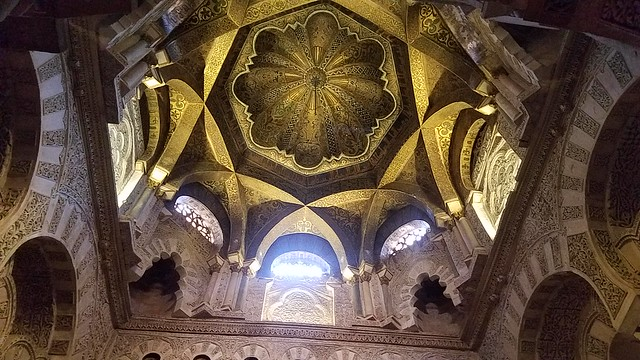 Cordoba Cathedral and Mosque