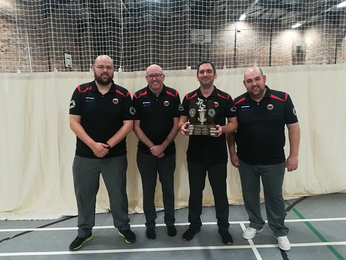 Swansea Short Mat Bowls Fours Winners