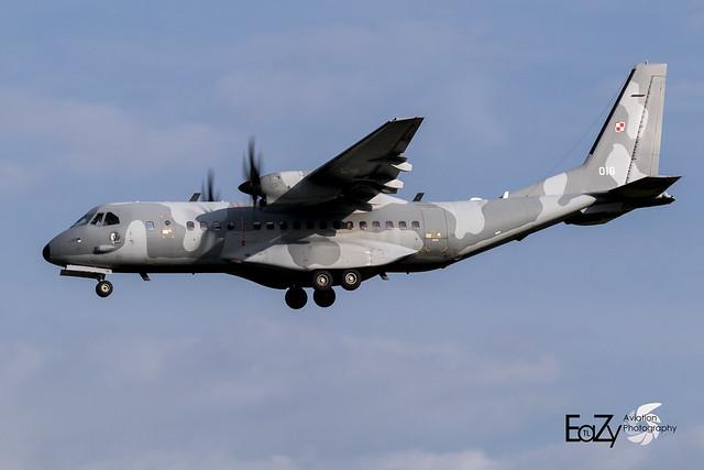 016 Polish Air Force CASA C-295M
