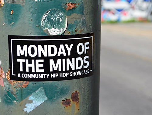 Monday of the Minds