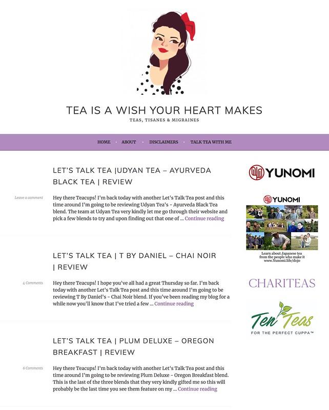 tea is a wish