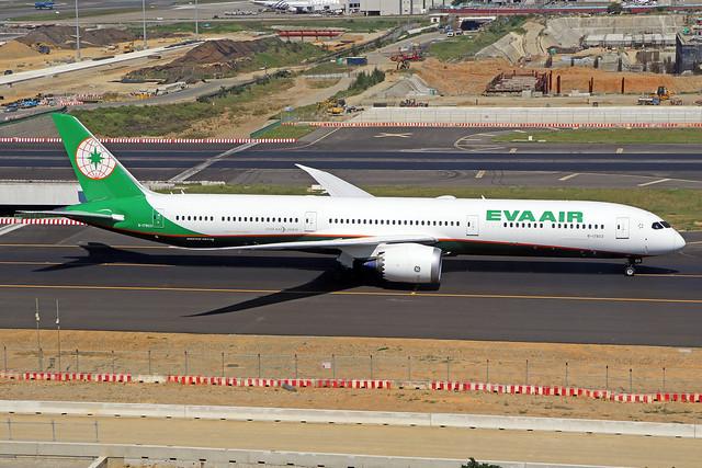 B-17803  -  Boeing 787-10 Dreamliner  -  Eva Air  -  TPE/RCTP 11/10/19