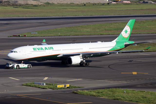 B-16338  -  Airbus A330-302  -  Eva Air  -  TPE/RCTP 11/10/19