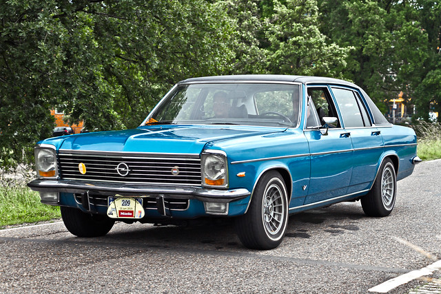 Opel Diplomat V8 1977 (7263)