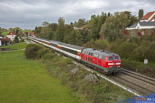 218 416 . DB . EC 191 . Wohmbrechts . 04.10.19.