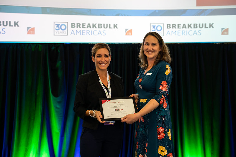 Breakbulk Americas 2019: NEXTGen Recognition Ceremony