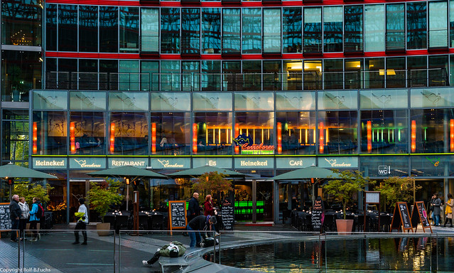 Architektur in Berlin 41 - Sonycenter