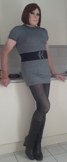 Everyone loves a short dress