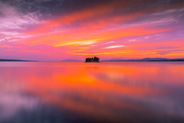 sunset 0100