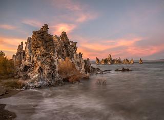 Mono Lake Sunset 2