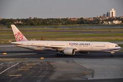 CHINA AIRLINES Boeing 777-300ER reg B-18053