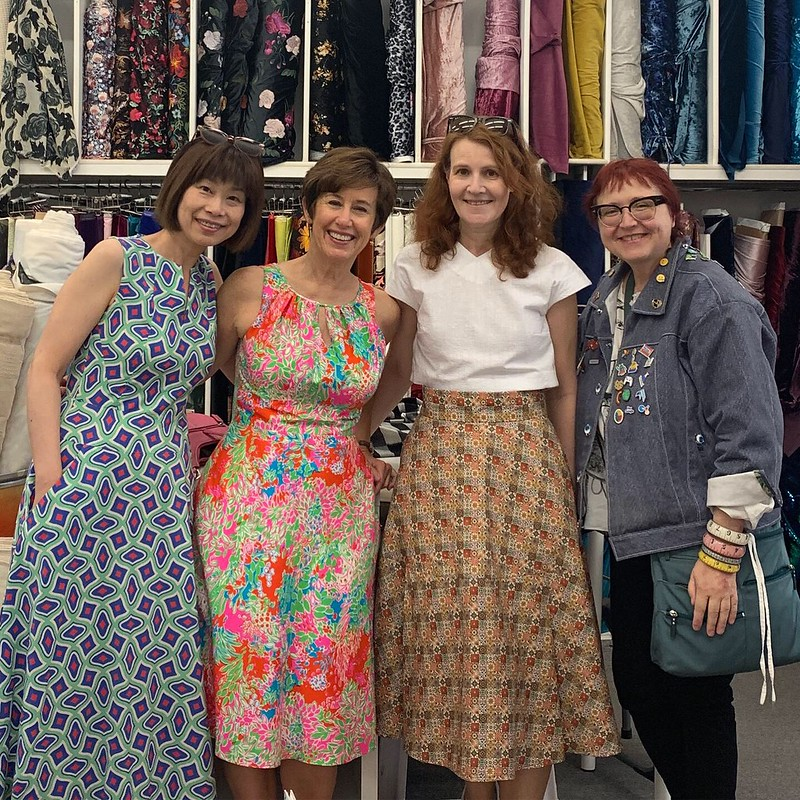 intl sewing meetup