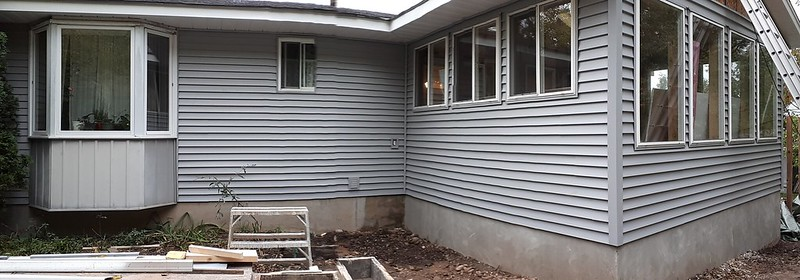 Siding etc looking done 2019-10-15