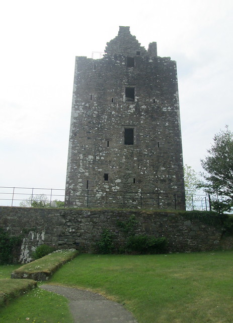 Cardoness Castle, Gatehouse of Fleet