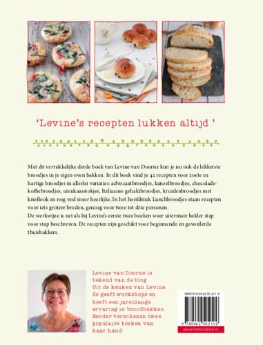 Boek Broodjes uit eigen oven, zoet en hartig