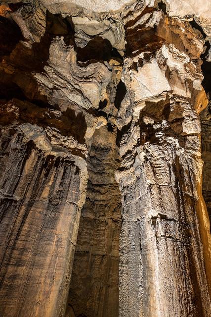 Ruins of Karnak, Mammoth Cave NP