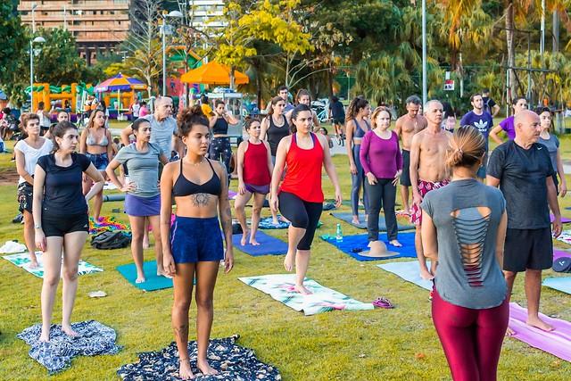 Yoga - Rio de Janeiro - Brasil