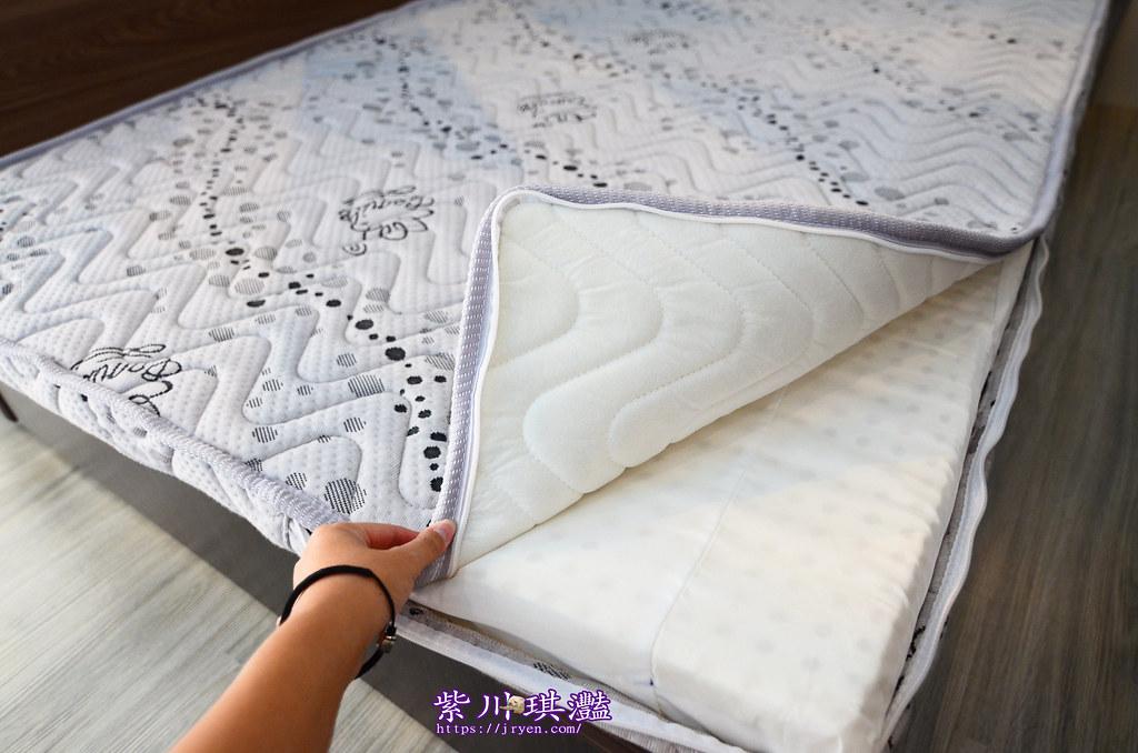 台南單人平價床墊-0001