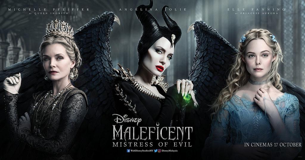 Filem Disney'S Maleficent: Mistress Of Evil