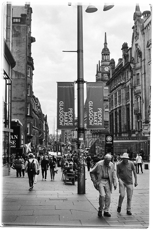 Glasgow HP5plus film