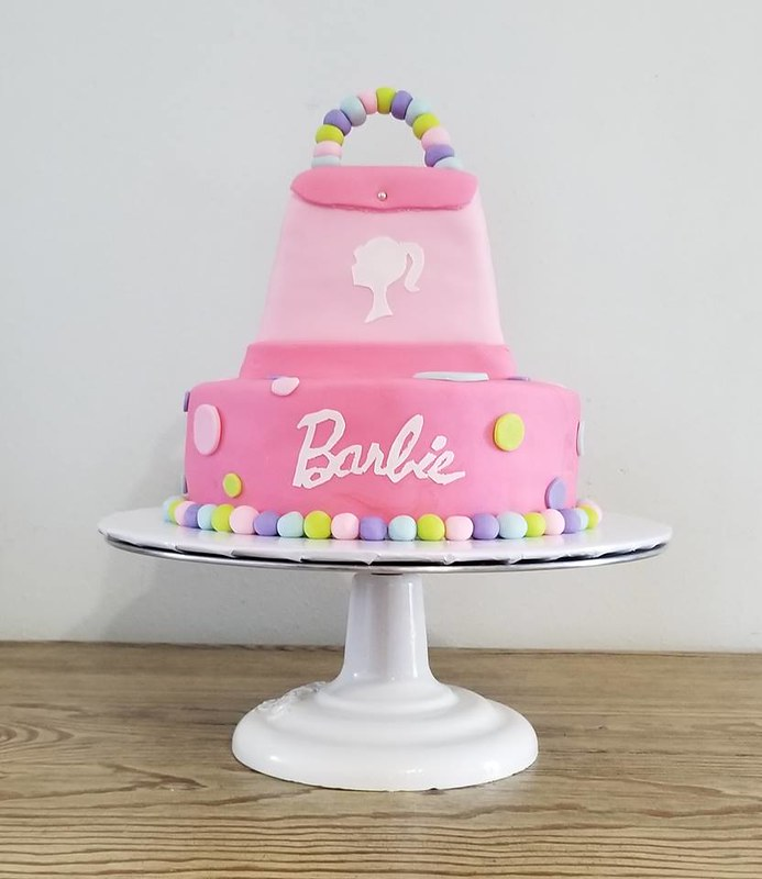 Barbie Cake by Baked Pretty