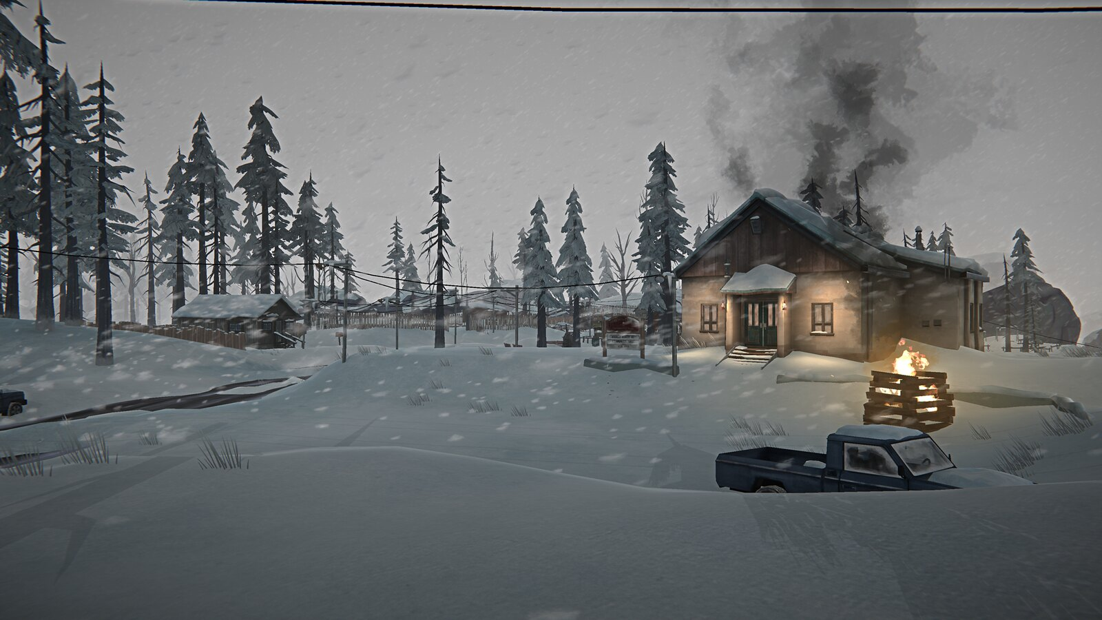 The Long Dark: Crossroads Elegy