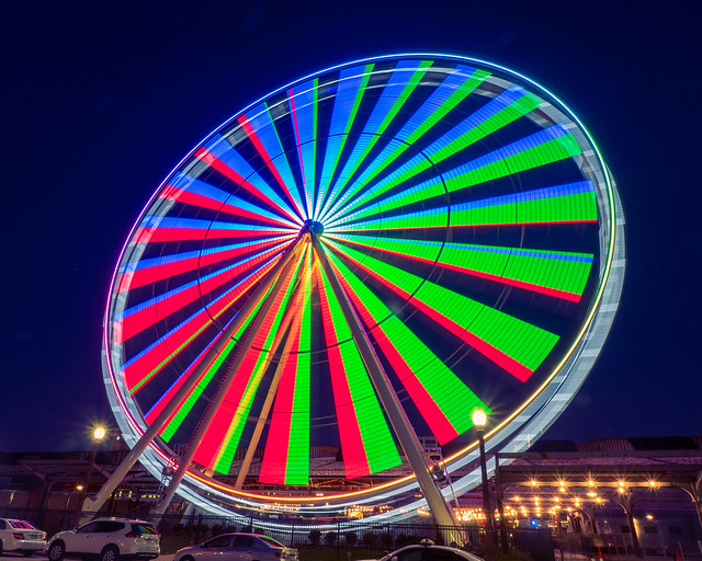 Union Station - Ferris Wheel - Rainbow