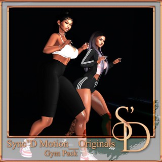 Sync'D Motion__Originals - Gym Pack