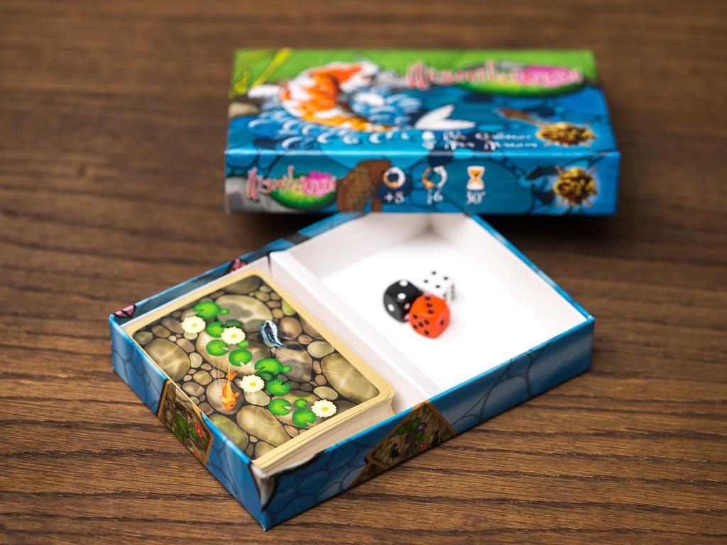 nishikigoi juego card game gdm