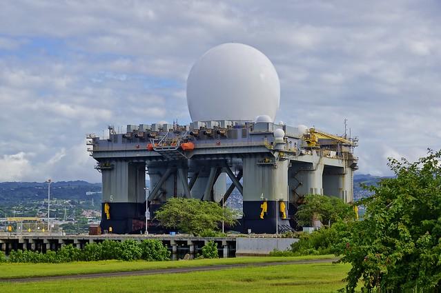 Sea-Based X-Band Radar (3)