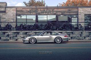 Keeping Things Classy | 911 Carrera