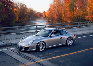 Autumn Drive | 911 Carrera