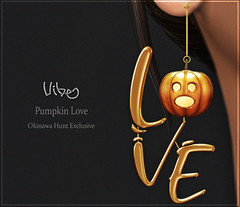 VIBES - Pumpkin Love -Okinawa Hunt