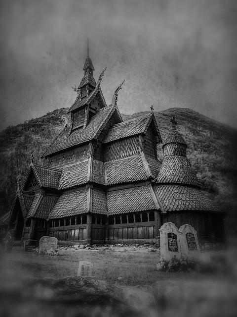 -=stave church=-