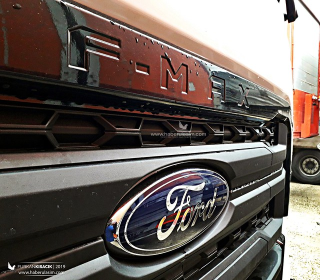 Ford Trucks Ford FMax 500 Atılımcı Lojistik Bursa Turkey
