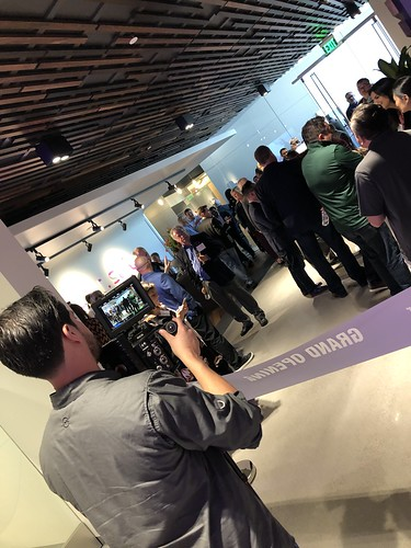 Teleperformance - launch of the #TPTIEC ... Teleperformance Innovation Experience Center in Santa Clara, CA - Silicon Valley #SiliconValley #Teleperformance #Innovation | by markhillary