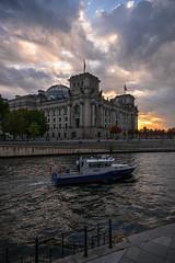 Reichstag - Polizei