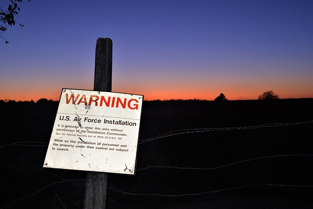 Sunsets and Warnings