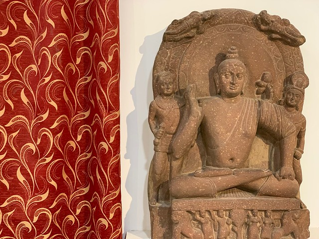City Hangout - Buddhist Art Gallery, National Museum