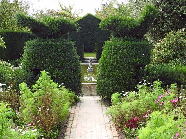 Hidcote Manor Gardens, Gloucestershire